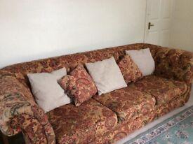 House clearance - 3 Seater sofa