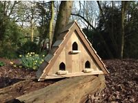 Fantastic dovecote bird house next box garden