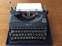 Imperial Good Companion Model T Typewriter