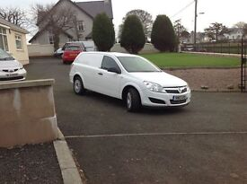 2012 Vauxhall Astravan 1.7 CDTI +++ only 56k miles FSH +++ 1 owner +++ mint condition +++