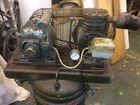 Garage compressor