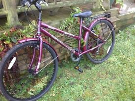 Ladies bicycle - excellent condition