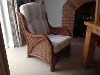 2 Cane Chairs in very good condition