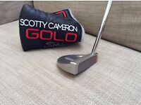Scotty Cameron Golo 5R Putter