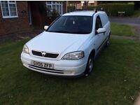 Vauxhall Astra 1.7 CDTI envoy