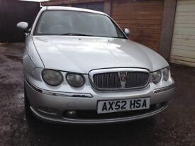 Rover 75 1800 Club 2003 Private Seller