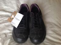Safety trainers ladies size 4