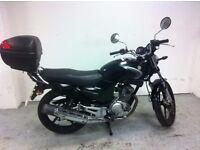 Yamaha YBR 125 2009 for sale