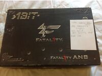 abit fatal1ty an8 PC motherboard