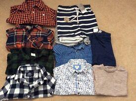 Boys size 18-24 clothes bundle