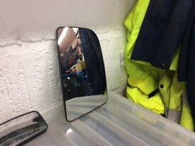Mercedes sprinter mirror glass