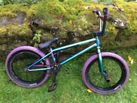 Mafia bikes madmain bmx in oil slick colour