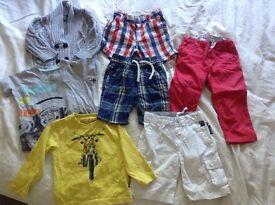 Baby boy bundle 9-12 months Next H&M