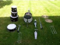 Percussion Plus Junior Drum Kit for Spares and Repair