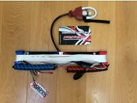 Kitesurfing - RRD Global V6 bar and lines