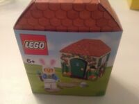 New Collectable Lego Easter set - collection only