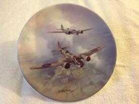 Coalport Aviation Coming Home Plate 6760B (Reach For The Sky)