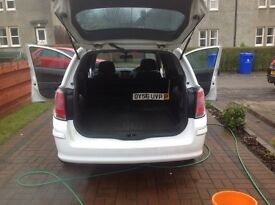 Vauxhall Astra van for sale, excellent runner, 1st to see will buy. MOT September 17.