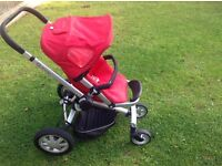 QUinny Pram and buggy system