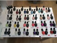 HUGE NEARLYNEW BUNDLE CUCCIO GEL POLISH, LAMP, DISPLAY & MORE - BUSINESS STARTUP, JOBLOT, NAIL TECH