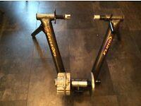 FLuid cycleops trainer