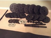 Dumbbells set for sale