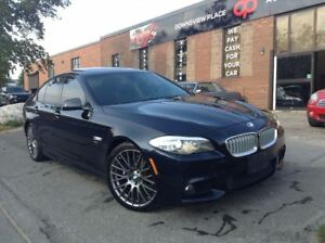 2011 BMW 5 Series 550i xDrive| M-pkg| 360 CAMERA| HEADS UP DISP