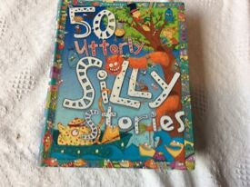 50 silly stories book