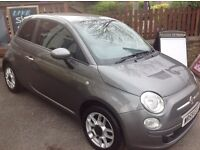 FIAT 500 SPORT , LOW MILES, FULL MOT