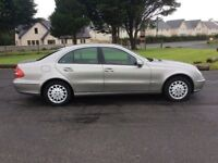 STUNNING AUTOMATIC 2005 Mercedes E200 KOMP, MOT March-2019. Faultless Drive. Part Exchange Cons...