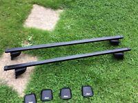 Car roof bars