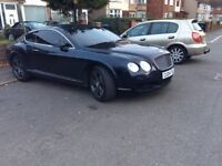 NO OFFERS Cheapest Bentley gt on net hpi clear NO OFFERS