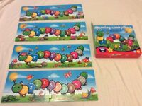 Orchard Toys- counting caterpillars game