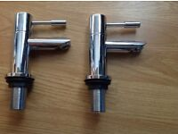 Bath taps - brand new, never been used