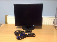 "NEC Multisync EA193Mi 19"" Monitor 1000:1 250 cd/m2 1280 x 1024 6 ms VGA/DVI/DP"