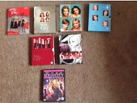 Series 1-6 of Sex and the City (complete set) plus movie