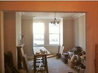very experienced plasterer,just moved to london from brighton friendly, reliable