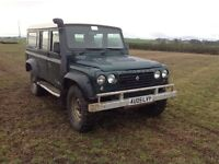 Santana ps10 defender type 4x4 years mot