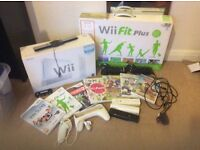 Wii, Wii Fit and games