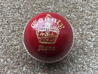 Cricket Ball - Readers County Mens - As New/Unused