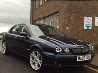 2006 JAGUAR X-TYPE 2.0D SPORT 4DR SALOON FULL MOT
