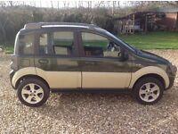 Fiat Panda Cross M-jet 4x4 1.2 diesel 2008