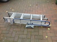 Loft hatch ladders