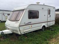 Caravan 2003 2 Berth