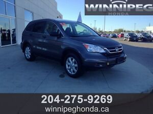 2011 Honda CR-V LX AWD. Local trade, One owner