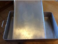 Catering tins