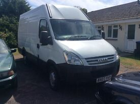 Iveco Daily MWB/HT PV 2.3 Diesel White Unwritten. Tax.
