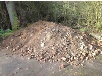 Soil & Clay oversite for landscaping etc free to collect.