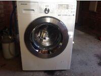 Samsung Washing Machine. 8kg capacity.
