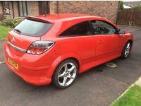 2008 Vauxhall Astra SRI